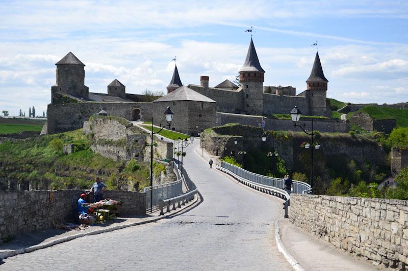 кам'янець-замок