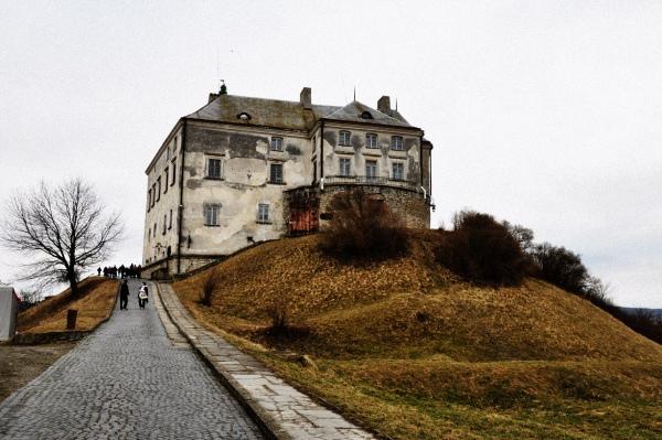 олеський-замок