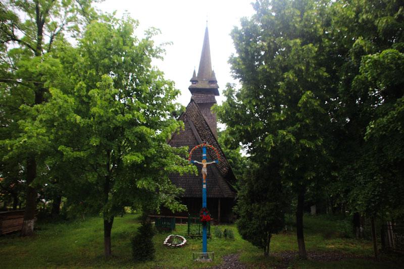 деревяна-церква
