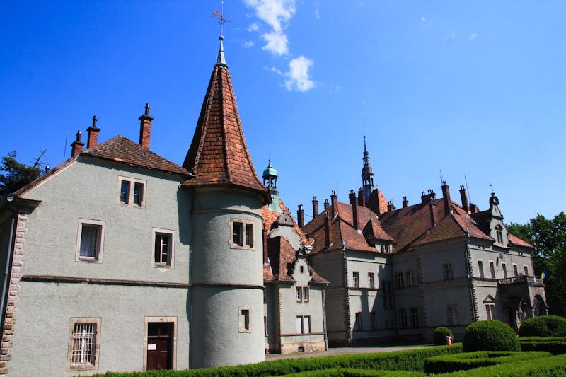 замок-шенборнів