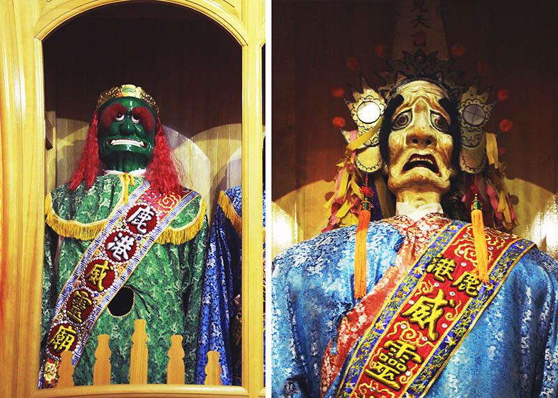 боги у Тайвані
