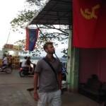 Лаос – бідна посткомуністична, зате спокійна і мила країна,  яку наразі ще обходять натовпи туристів
