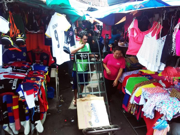 4-Парагвай-Асунціон-базар