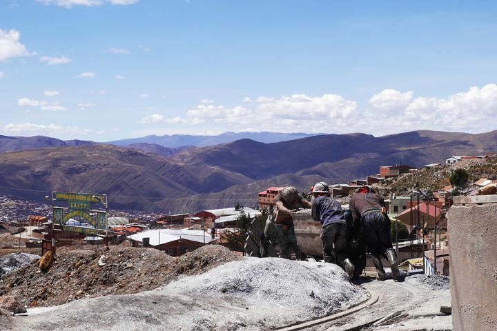 3-Болівія-Потосі-шахта21