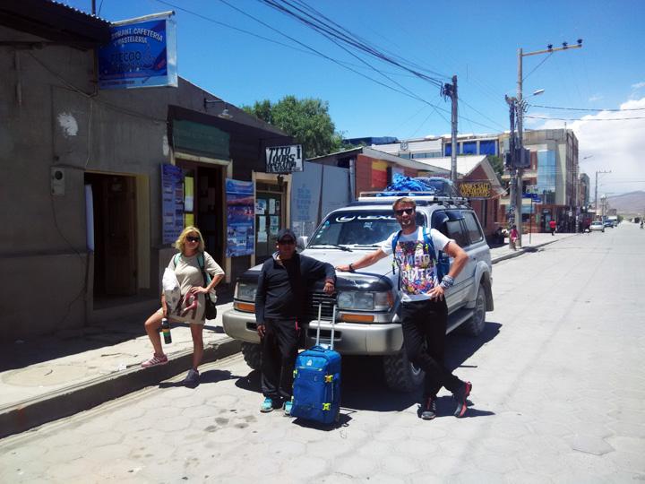 4-Болівія-Уюні