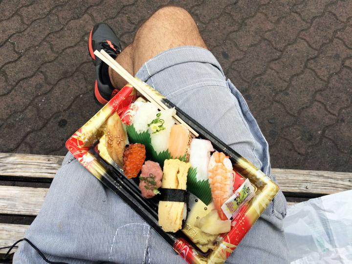 Японія-їжа