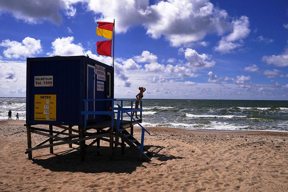 Паланга пляж 7