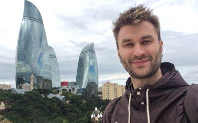 Баку (Азербайджан) на день літаком зі Львова