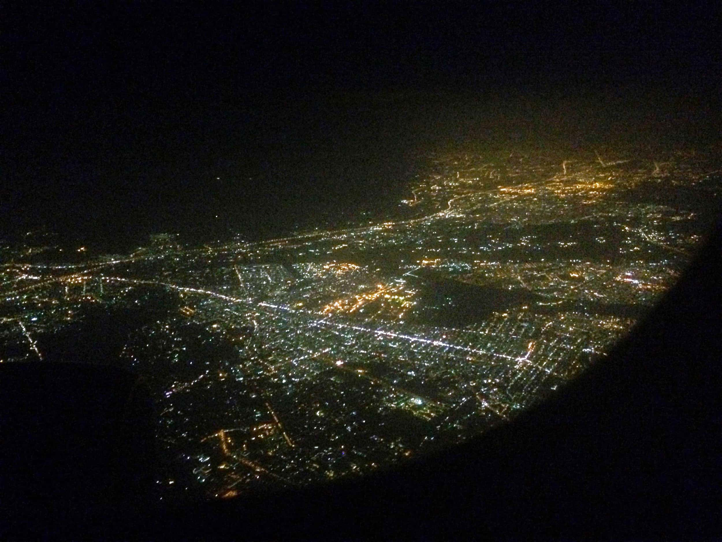Вигляд з літака