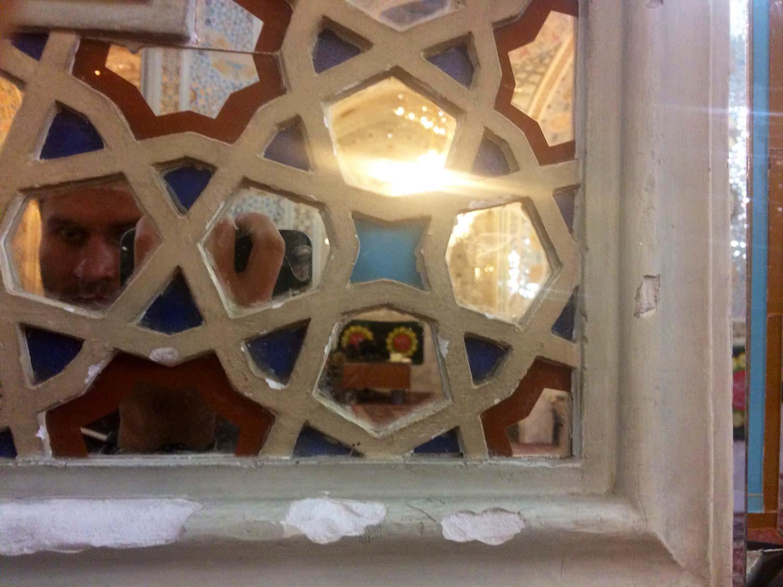 Мешхед. Мечеть. Фото 2