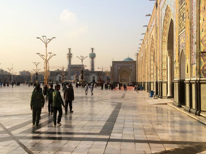 Мешхед. Мечеть. Фото 10
