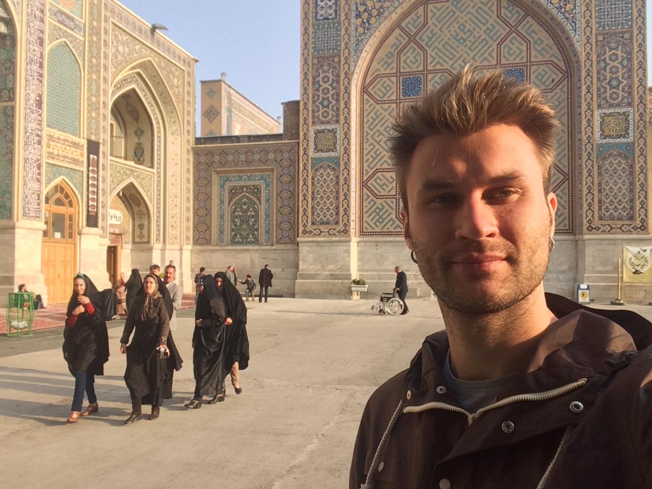 Мешхед. Мечеть. Фото 1