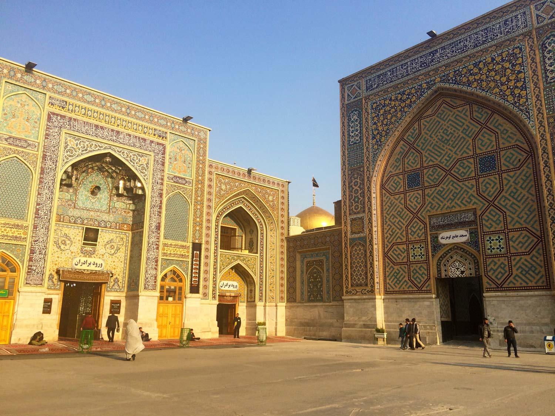 Мешхед. Мечеть. Фото 3