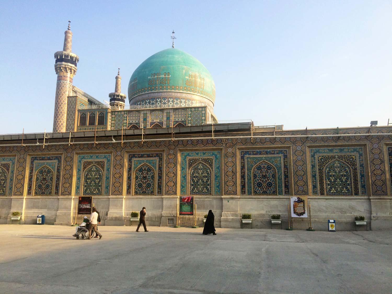 Мешхед. Мечеть. Фото 4