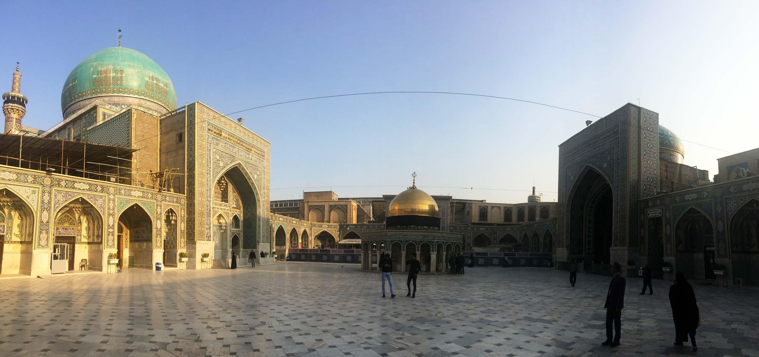 Мешхед. Мечеть. Фото 5