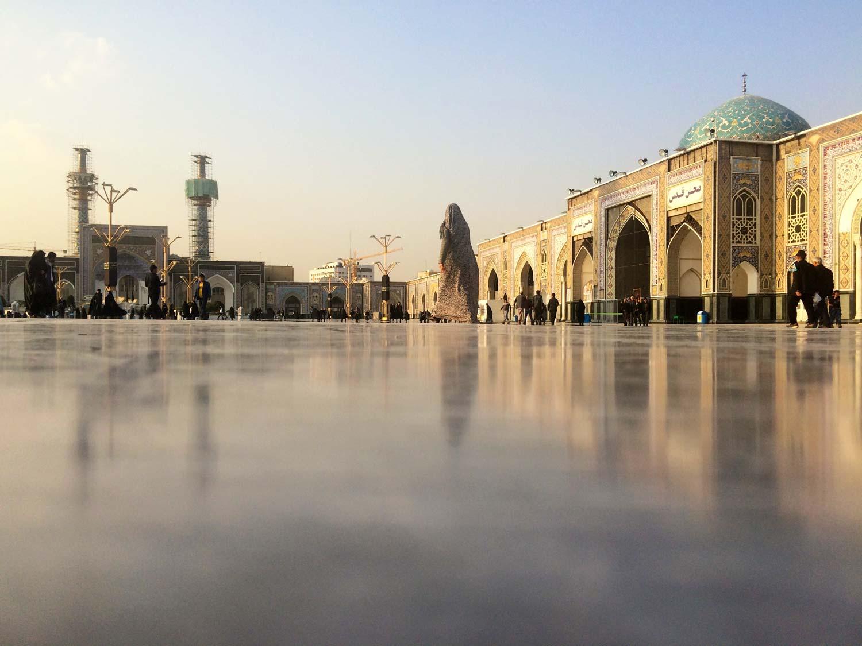 Мешхед. Мечеть. Фото 6