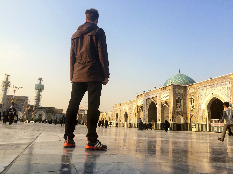 Мешхед. Мечеть. Фото 7