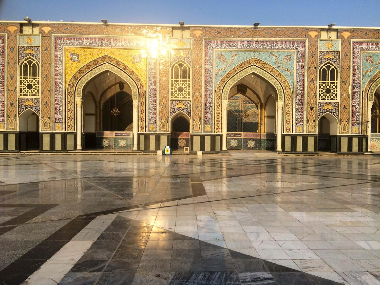 Мешхед. Мечеть. Фото 8