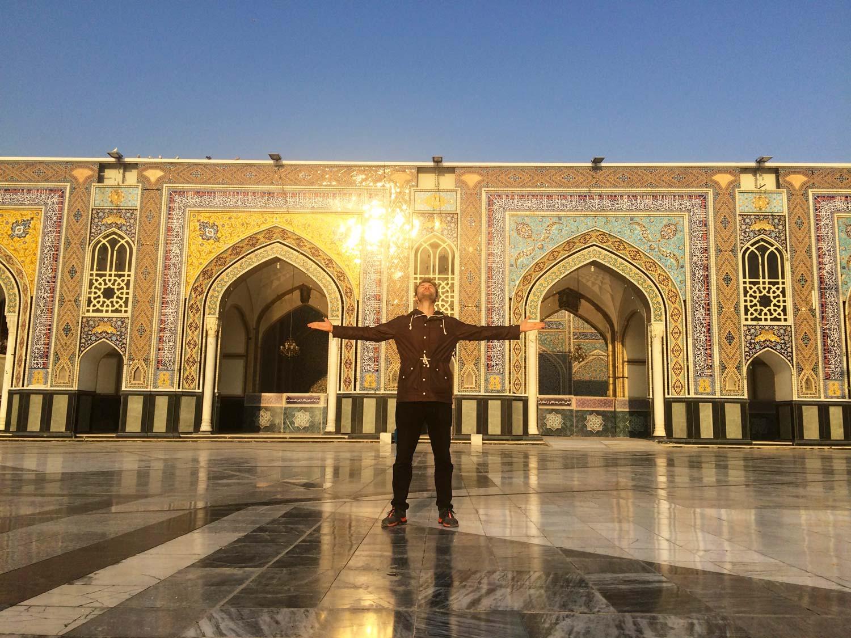 Мешхед. Мечеть. Фото 9