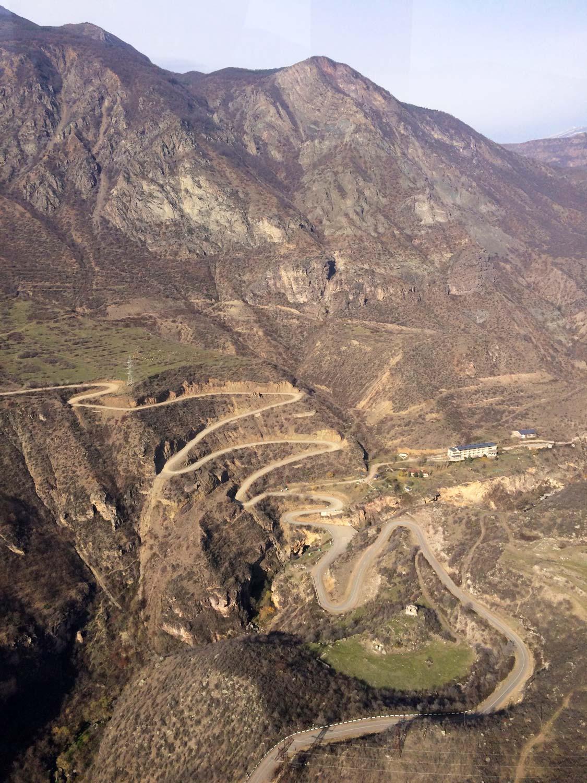 Татев. Вірменія. Канатна дорога