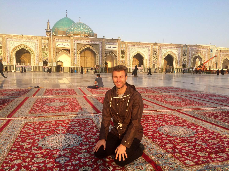Мешхед. Іран. Мечеть.