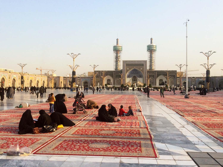 Мешхед. Іран. Мечеть. Фото 2