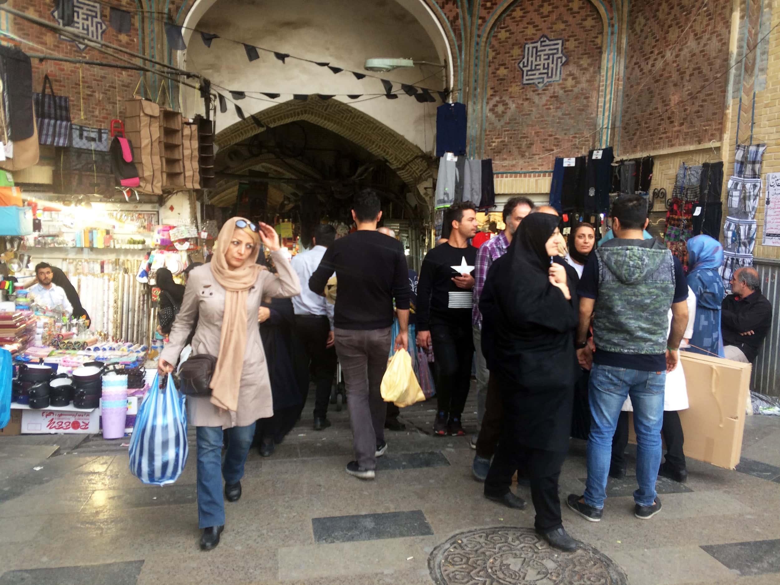 Іран. Базар. Фото 1