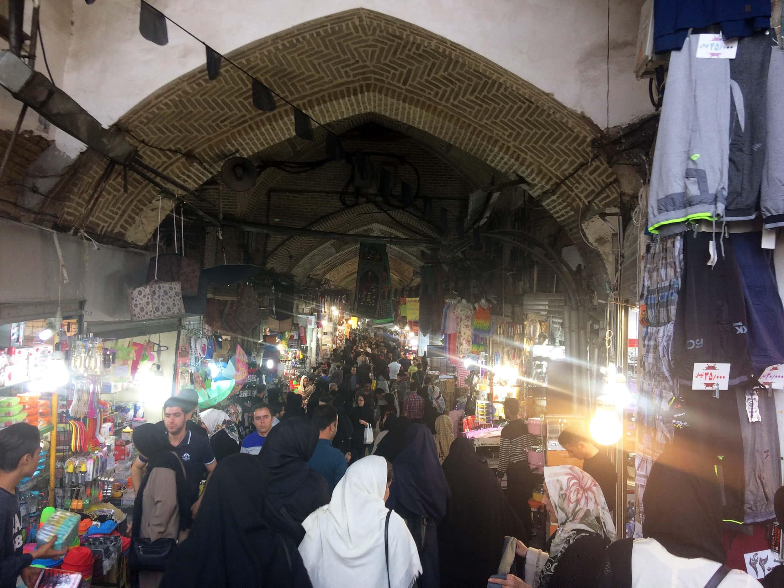 Іран. Базар. Фото 3