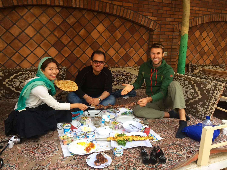 Іран. Персія. Їжа.