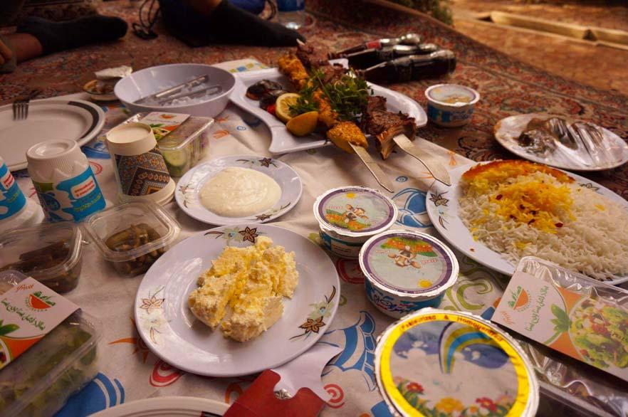 Іран. Персія. Їжа. Фото 2