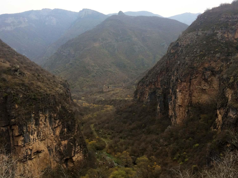 Вірменія. монастир