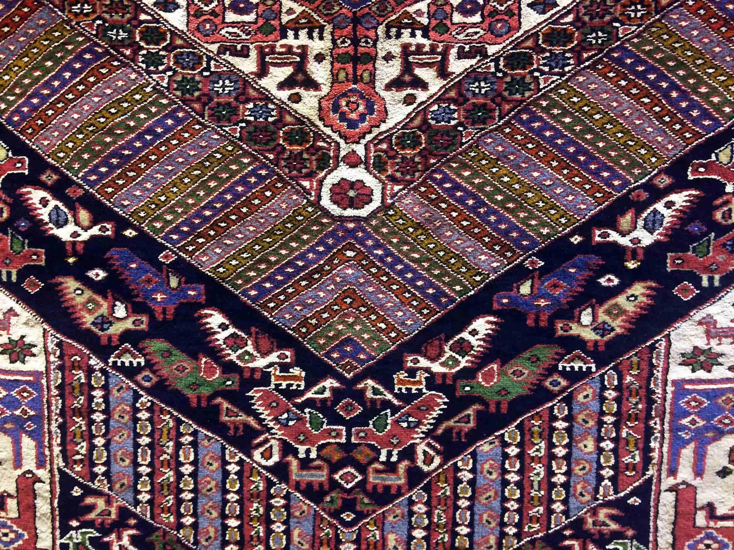 Іран. Килими на базарі. Фото 3