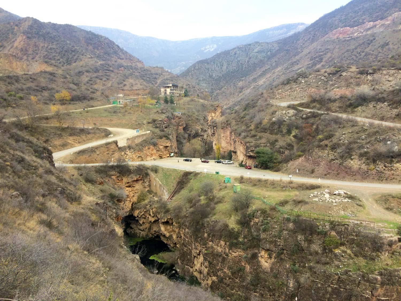 Фото Мосту Диявола у Вірменії