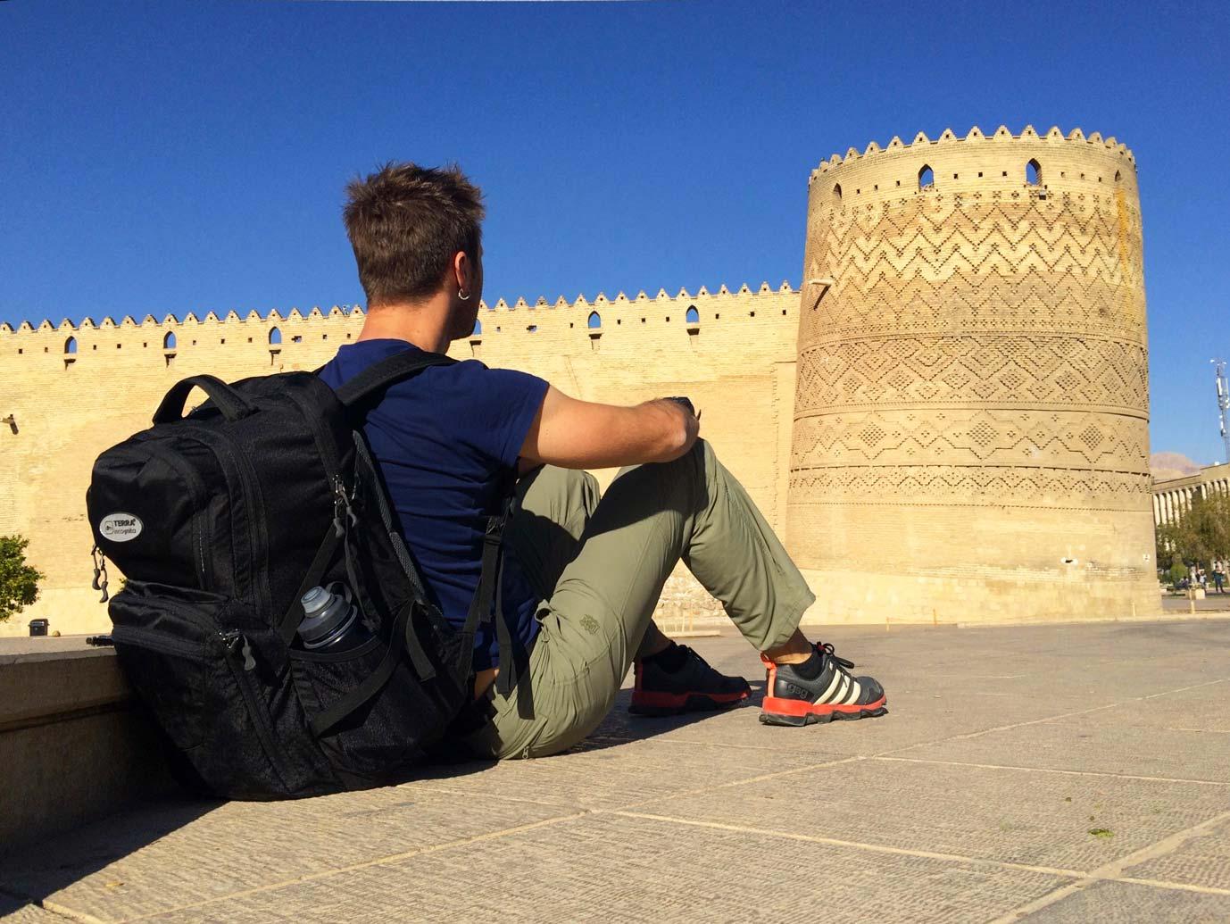 Шираз. Замок. Фото 2