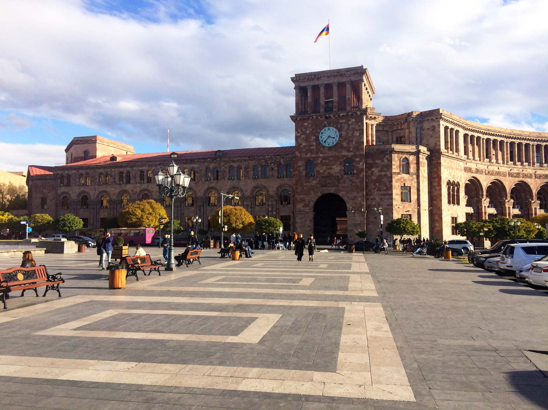 Єреван. Вірменія