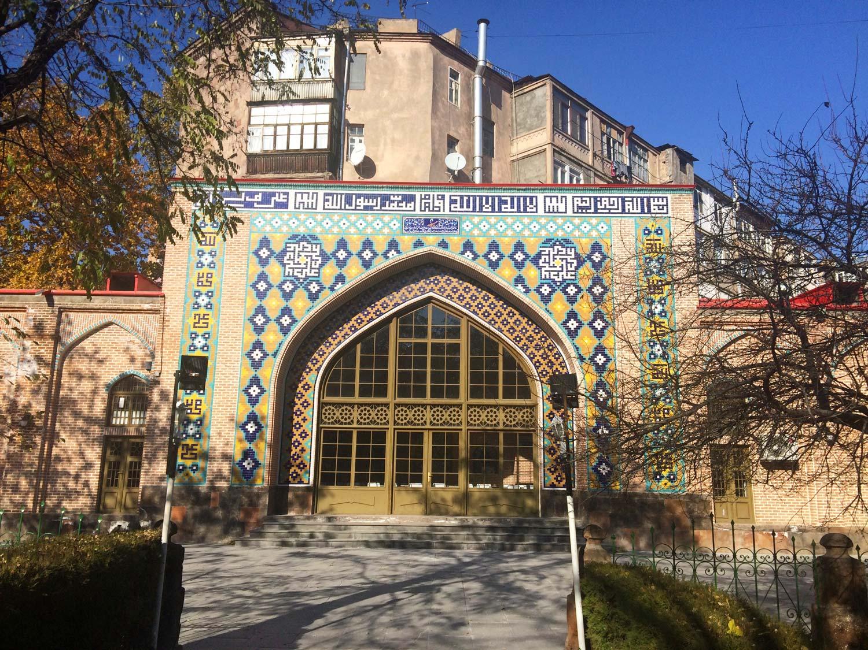 Єреван. Мечеть