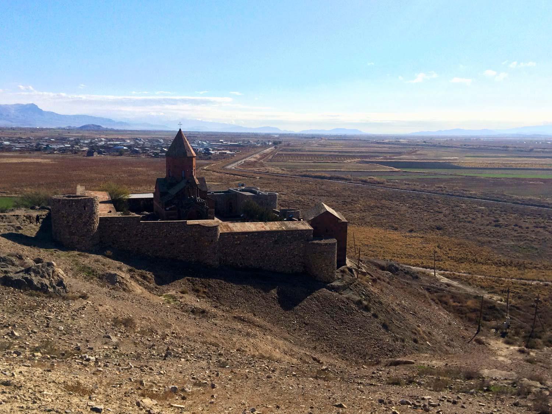 Вірменія. Хор Вірап
