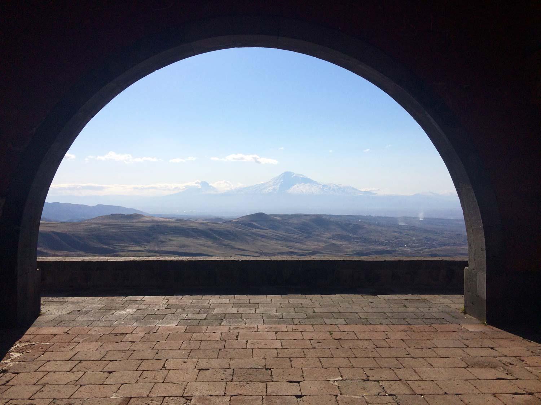 Аррарат. Вірменія