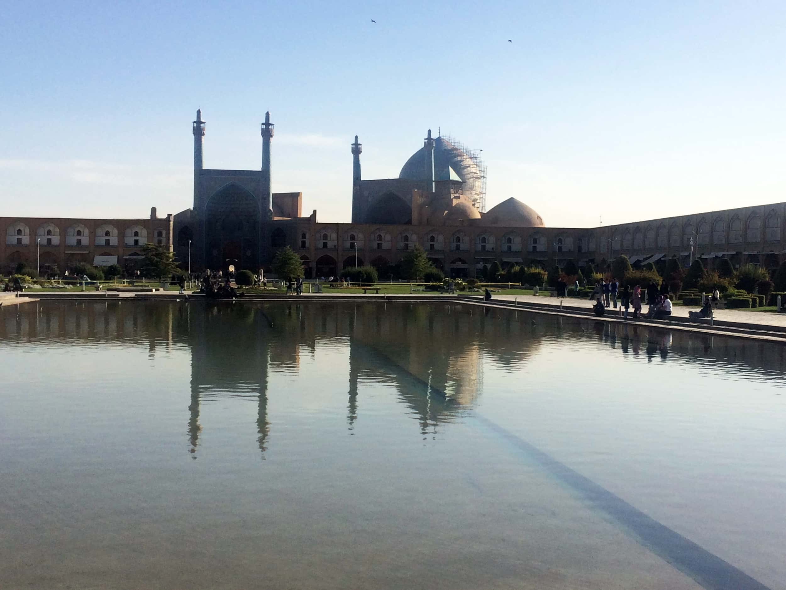 Ісфахан. Площа. Фото 2