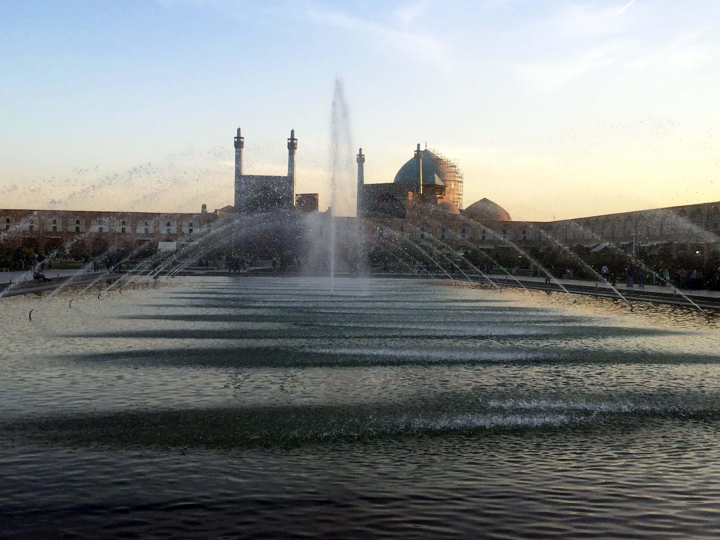 Ісфахан. Площа. Фото 4