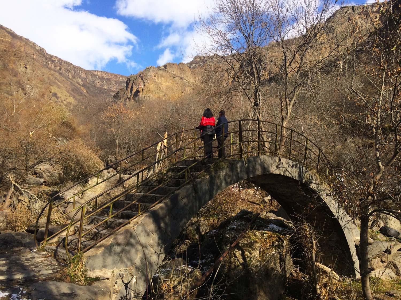 Фото монастиря ззовні. Вірменія