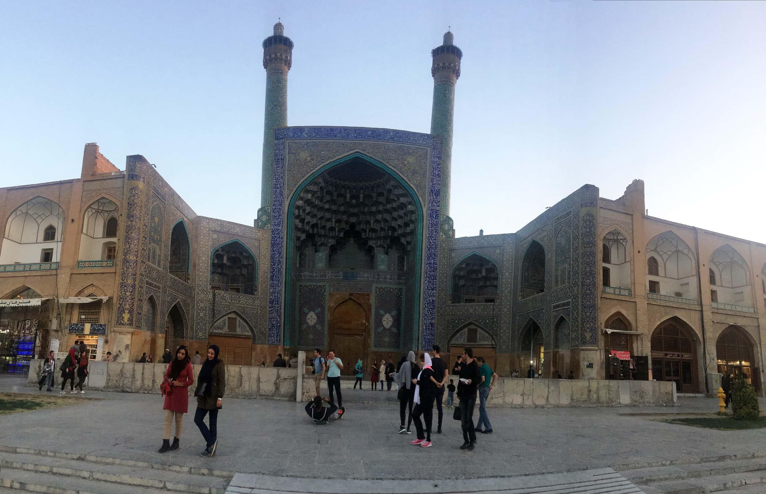Ісфахан. Мечеть. Фото 2