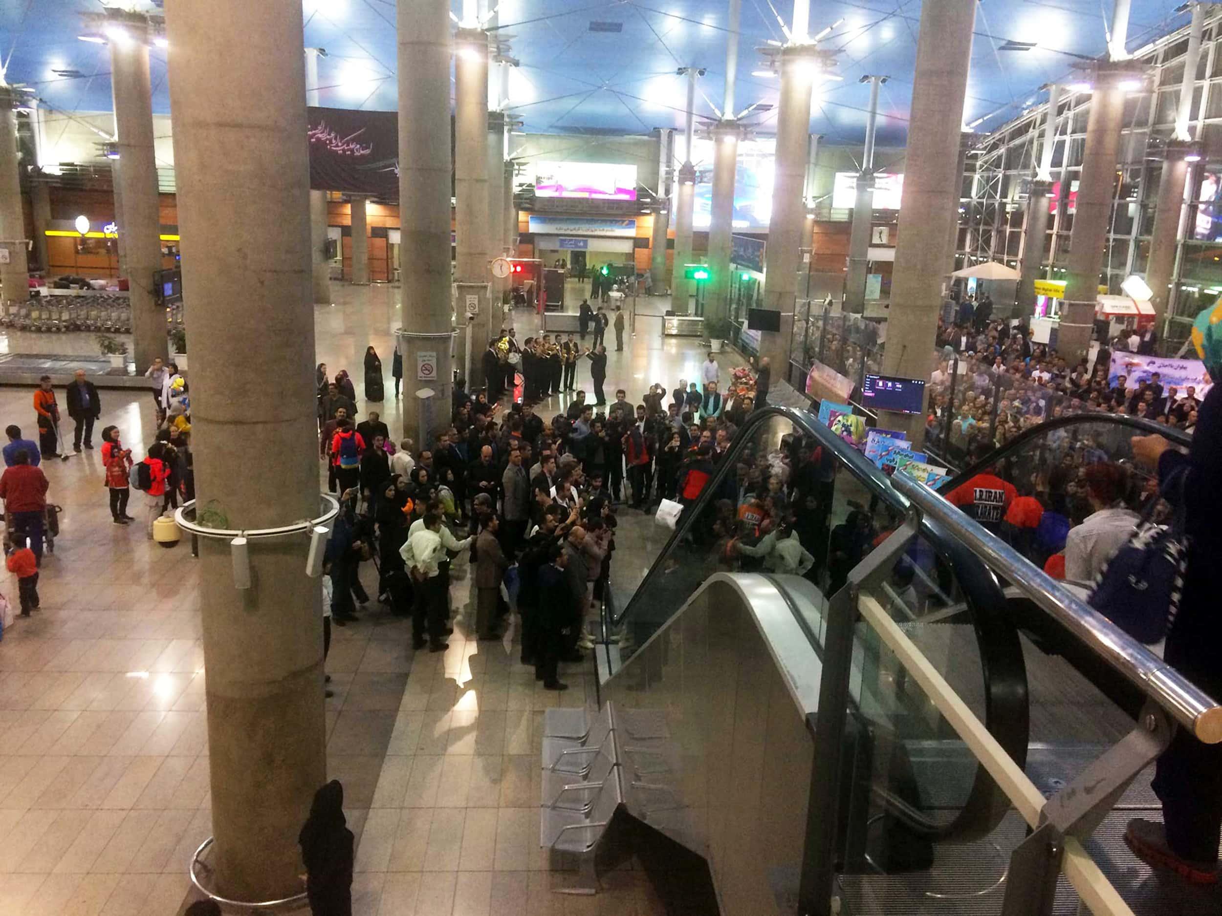 3-Іран.Аеропорт 2