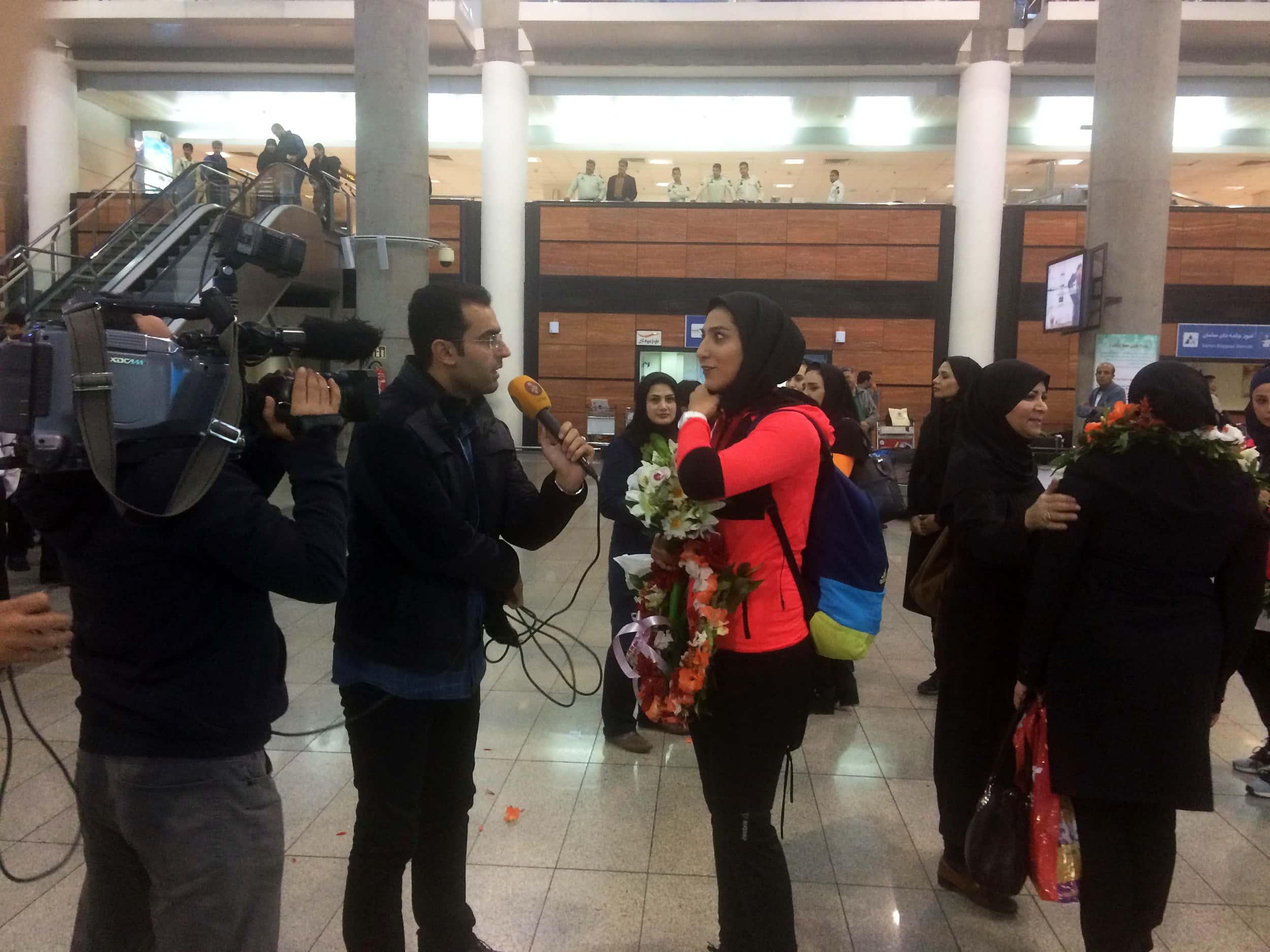 3-Іран.Аеропорт