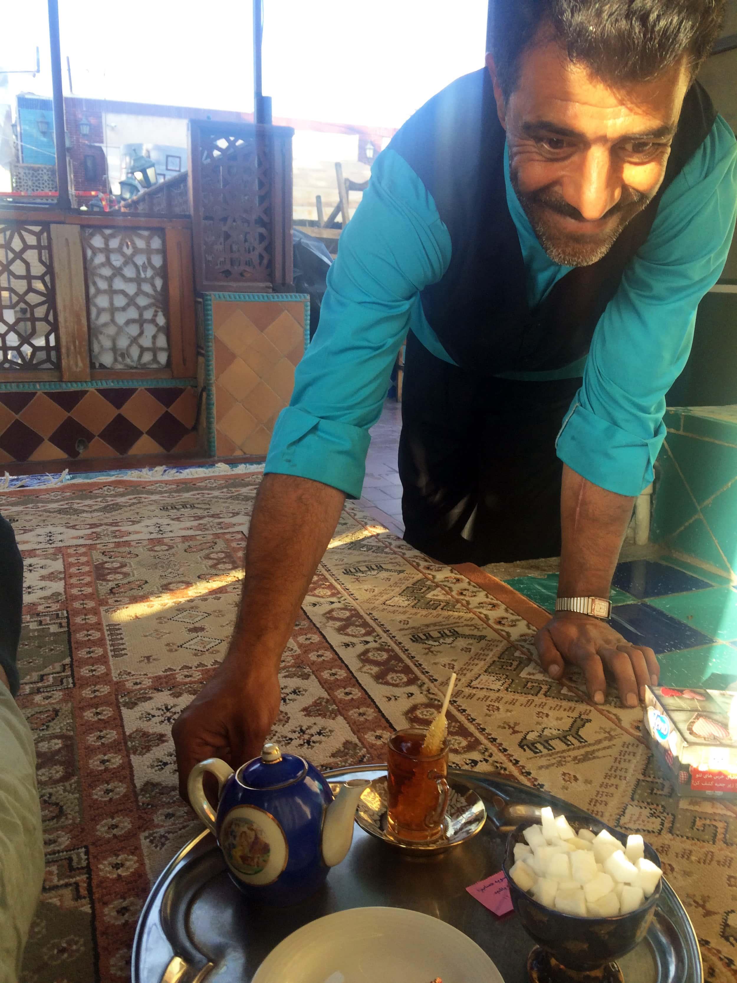 Ісфахан. Чай. Фото 3