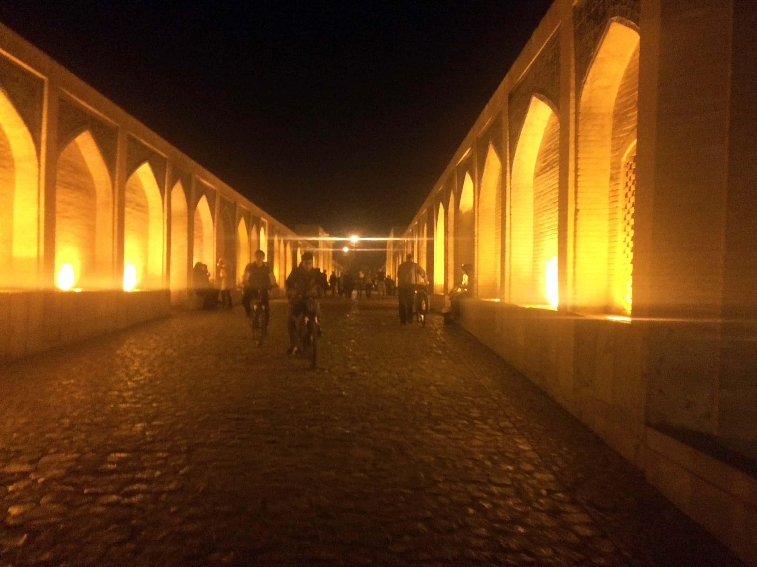 Ісфахан. Міст. Фото 2