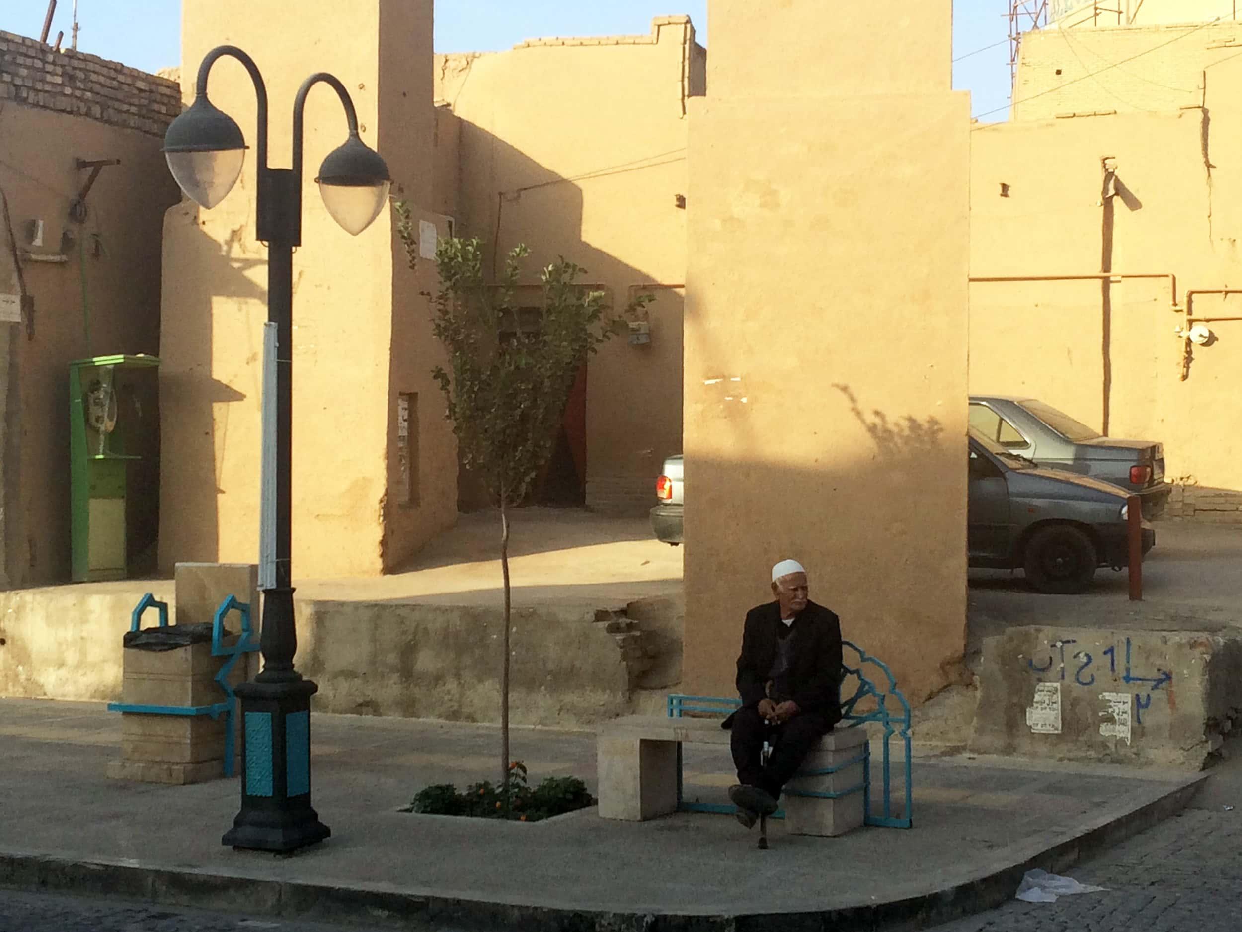 Язд. Старі вулички. Фото 8