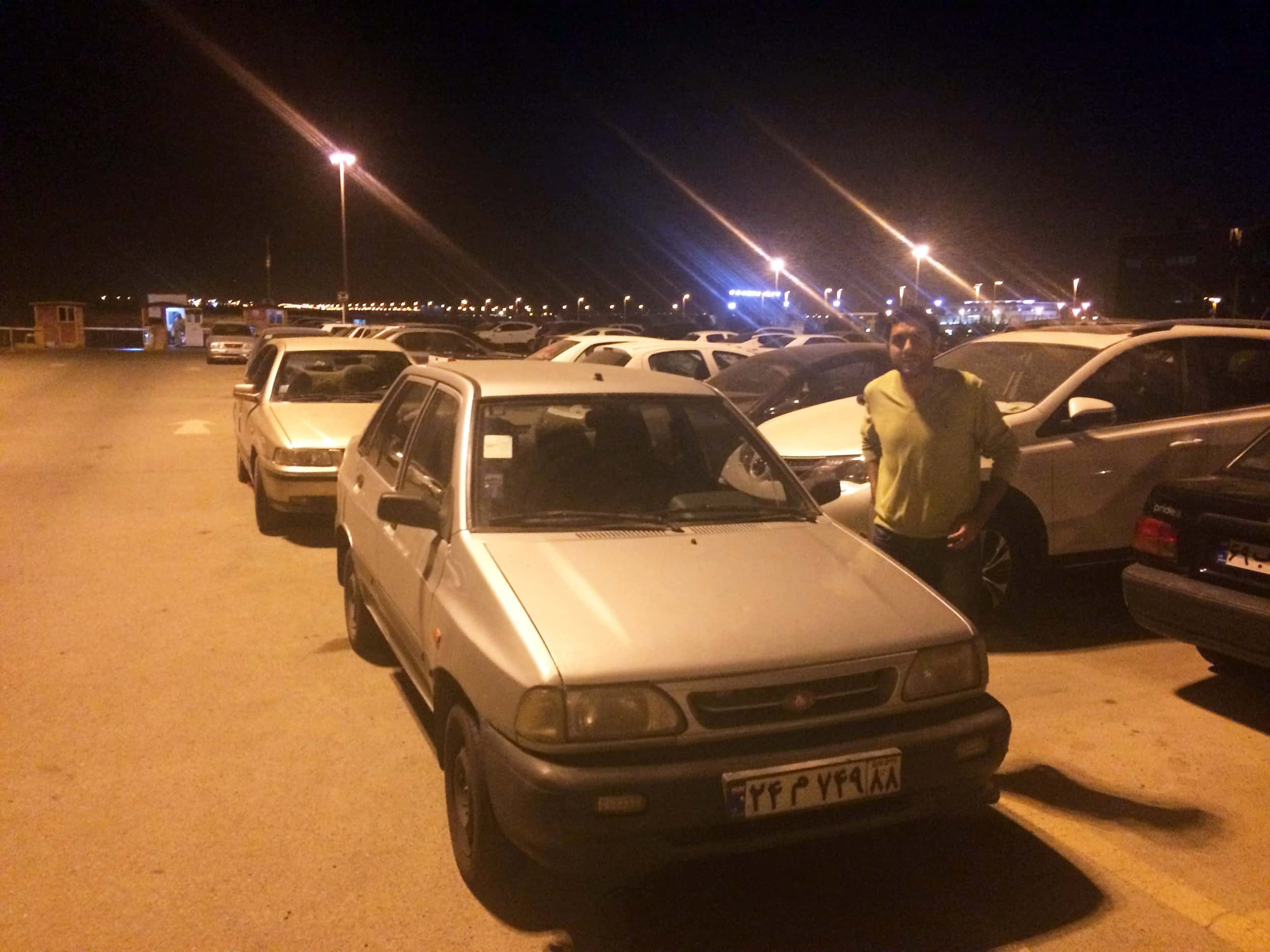 Іран. Таксист Мухаммед