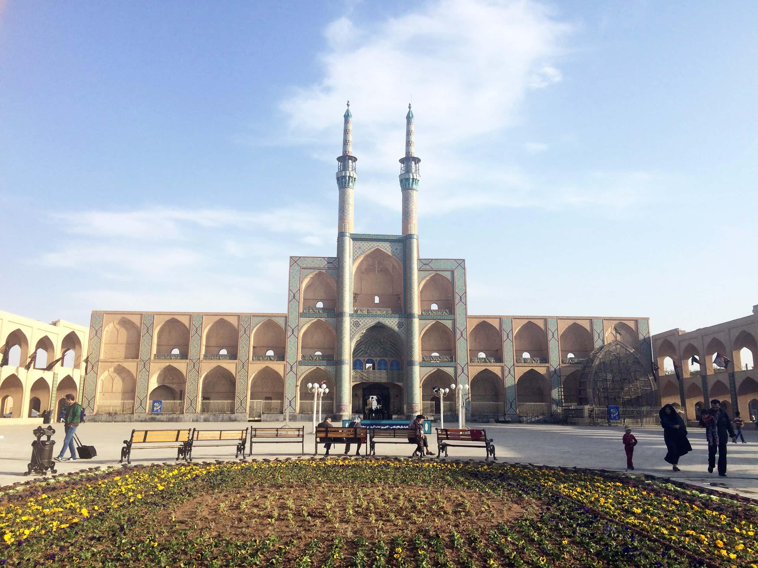 Язд. Мечеті. Фото 2
