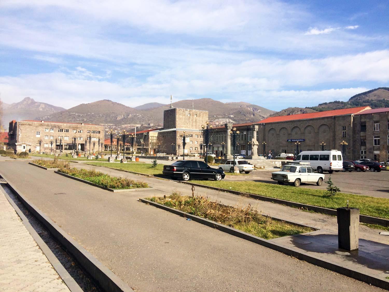 Вірменія. Горіс